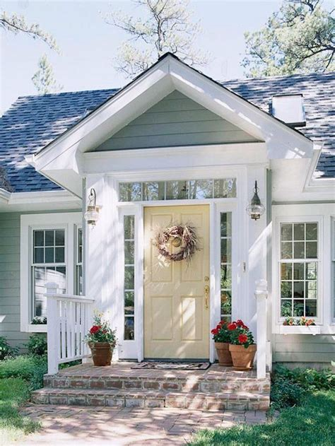 Feng Shui Of Front Doors In Beige And Sandy Colors Feng Yellow Front Door Feng Shui