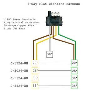 4 pole trailer wiring diagram boat trailer free printable wiring diagrams