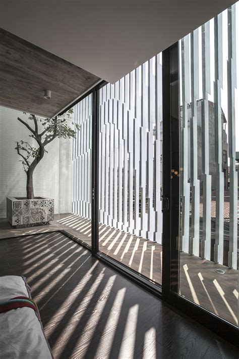 4 Bedroom House gallery of 7x18 house ahl architects associates 4