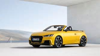 2017 audi tt rs roadster 4 wallpaper hd car wallpapers