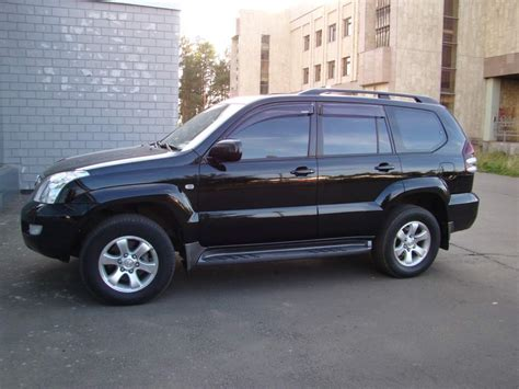 2003 Toyota For Sale 2003 Toyota Land Cruiser Prado For Sale 4000cc Gasoline