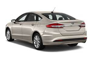 Ford Fusion 2016 Se 2017 Ford Fusion Reviews And Rating Motor Trend