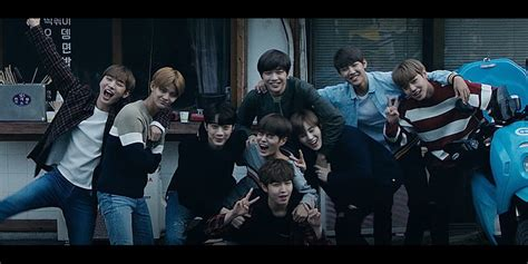 wanna one check out wanna one s beautiful in a pre release mv prologue