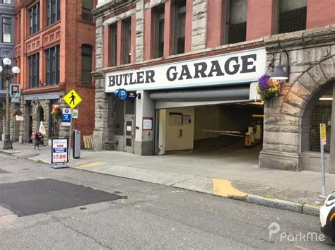 Garage Seattle by Butler Garage Parking In Seattle Parkme