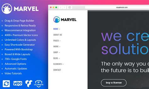 vertical menu template marvel theme vertical navigation menu template