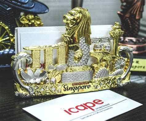 Handmade Gifts Singapore - souvenirs corporate personalized gifts in singapore
