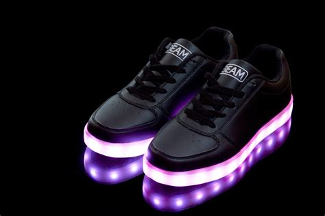 where can you buy light up shoes festival style beam shoes