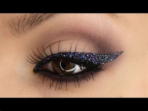 Show Me Your Cat Eye 5 by Showme Makeup Check Out My Rockstar Glitter Cat Eye