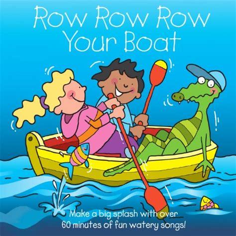 row your boat copyright spongebob squarepants by kidzone on music
