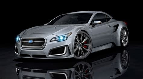 subaru wants to build a mid engine coupe with 2 electric