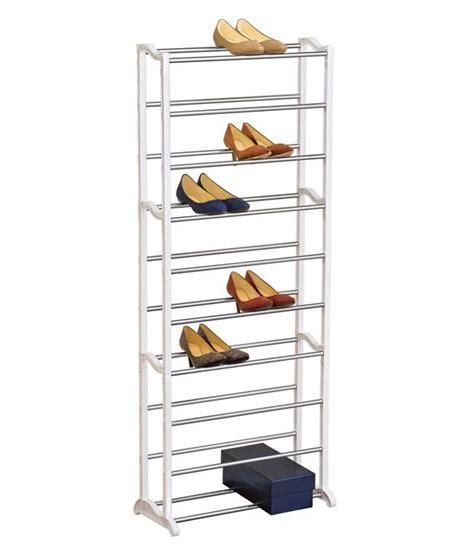 ezzi deals amazing shoe rack 10 tier holds approx 30