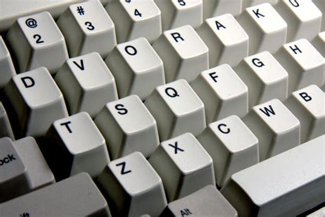 qwerty keyboard layout why alternative keyboard layouts why are you still using