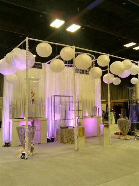 Wedding fair booth Richfield Flowers and Events www
