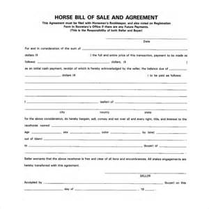 Bill Of Sale Agreement Template by Doc 403522 Bill Of Sale Contract Template Bill Of Sale