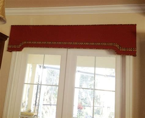 Custom Window Cornice 22 Curated Window Treatments Ideas By Dleggers Window