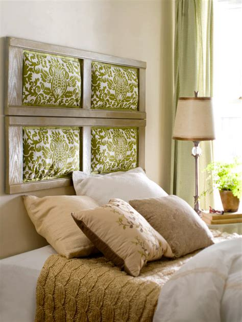 Easy Cheap Headboard Ideas by Cheap Chic Diy Headboard Ideas Home Appliance