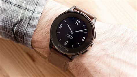 Vector Watch Luna review   PC Advisor