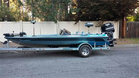 boats for sale washington 1980 ranger boats for sale in spokane washington