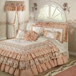 Beautiful Purple Bedrooms - sweet color floral bedspreads bedspreadss com