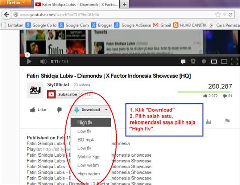 download youtube streaming cara download streaming video youtube foryouerogon