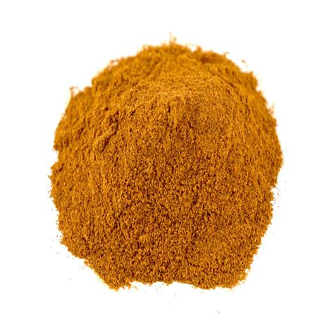 P O Powder M B K frontier products organic powdered ceylon