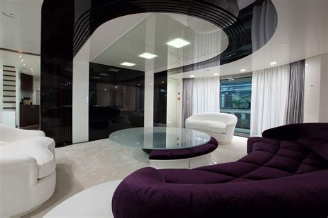 world best home interior design superyacht quinta essentia salon photo credit to