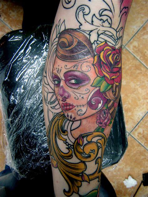 henna tattoo zaandam 2 santa muerte by slakitattoo santa muerte
