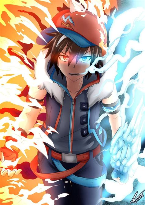 boboiboy frostfire wallpapers wallpaper cave