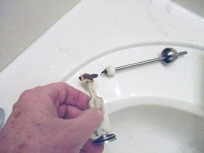 bathroom sink stopper repair how to fix bathroom sink stopper 28 images repair a