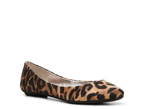 Steve Madden Leopard Flats by Steve Madden Heaven Leopard Ballet Flat Dsw