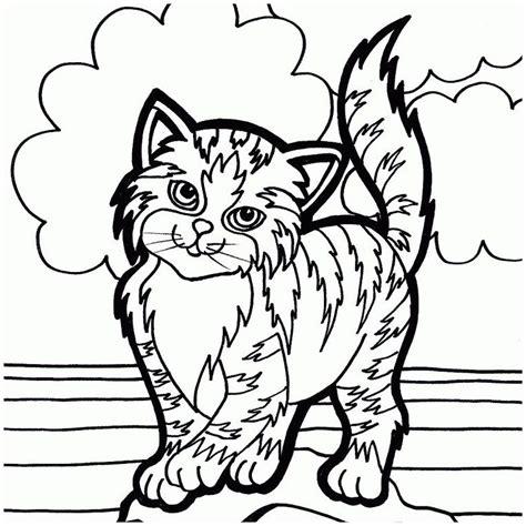 dibujos para pintar gatos dibujo para pintar del gato con botas archivos dibujos