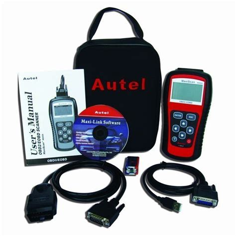 Autel Maxiscan Ms509 Obd Scan Tool Obd2 Scanner Mobil Oem Guaranted maxiscan ms509 obd2 scanner code reader live data