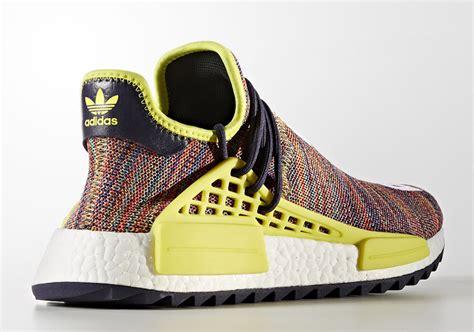 Nmd Human Race Pw Race Trail Multicolor pharrell adidas nmd hu trail november 2017 release date