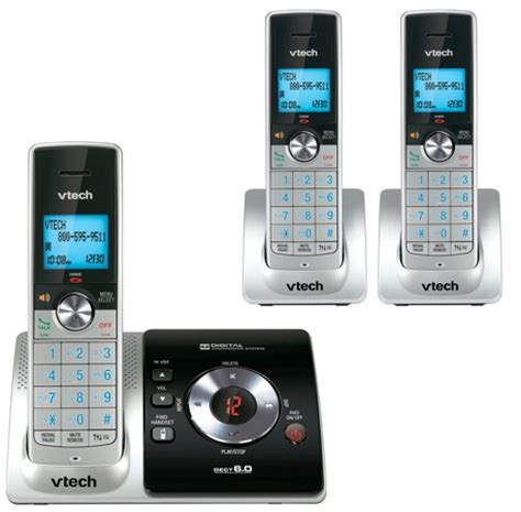 vtech s ls6325 is the push to talk home phone system