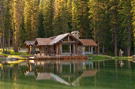 Amazing Cabins by Rustic Cabin Amazing Montana Home
