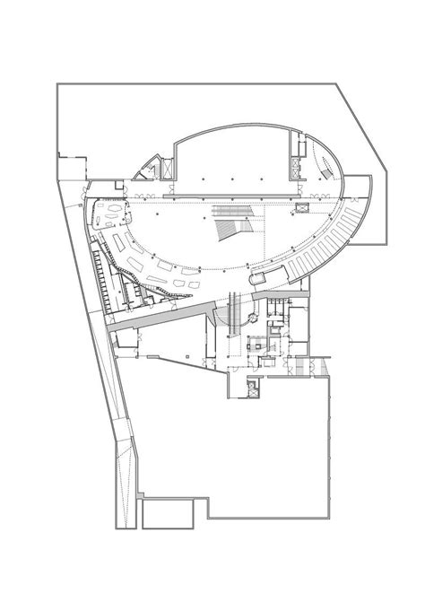 Museum Floor Plan Dwg by Museum Floor Plan Dwg Best Free Home Design Idea
