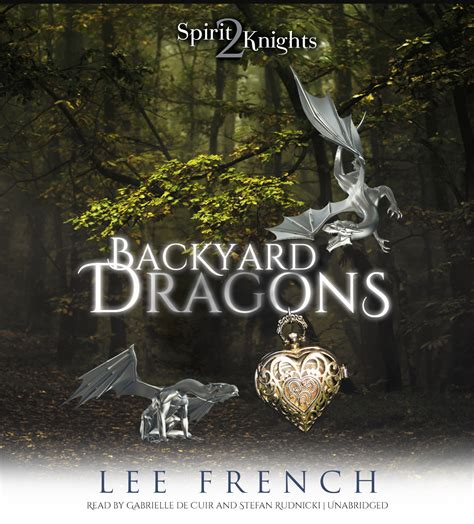 backyard dragon backyard dragons the spirit knights series book 2