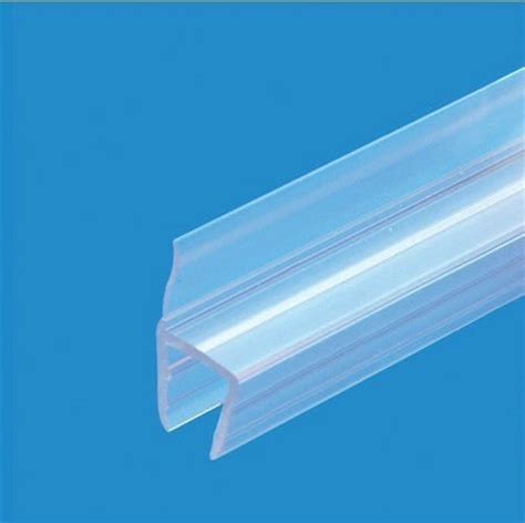 Shower Door Plastic Seal Clear Plastic Shower Door Seal View Clear Plastic Shower Door Seal Guangsheng
