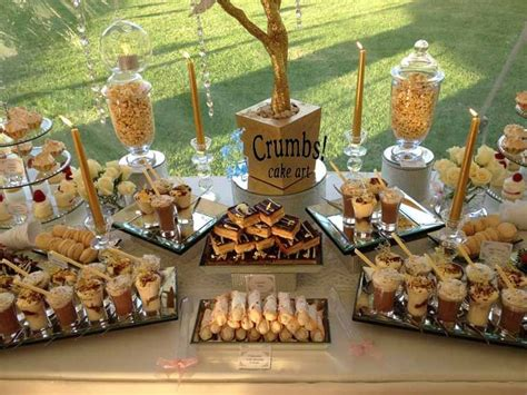 luxurious dessert tables google search bridal show