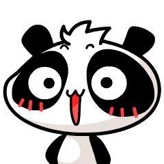 gambar animasi kartun panda lucu animasi kartun lucu