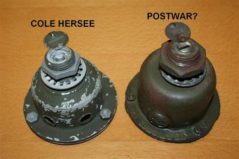Jam Switch Army blackout light switch wwii vs postwar g503 vehicle message forums