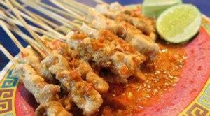 resep sate taichan ayam pedas spesial resepmembuatcom