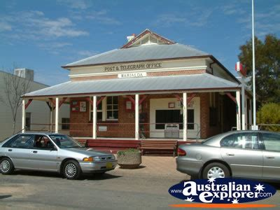 warialda post office photograph, warialda post office