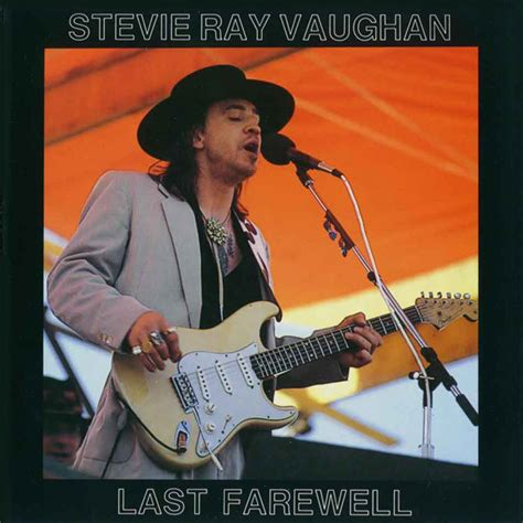 stevie ray vaughan  farewell cd unofficial release discogs