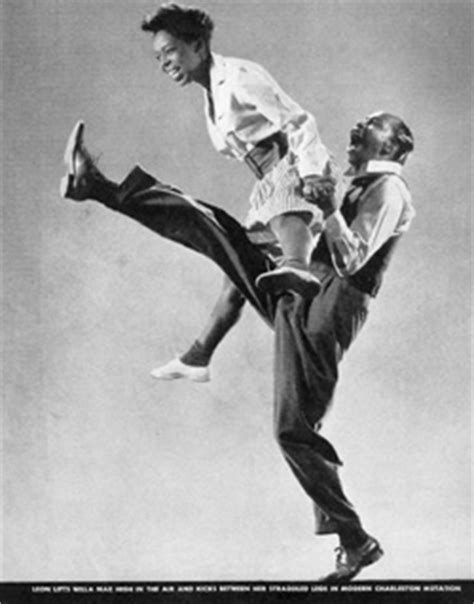 swing dancing facts swing dance history lindy hopper leon james