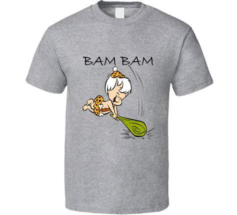 Tshirt Pukas Baam Quality Product by Bam Bam The Flinstones T Shirt Bam Bam Tshirt