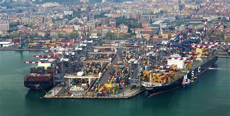 port of la spezia la spezia terminals eurogate logistik lsct
