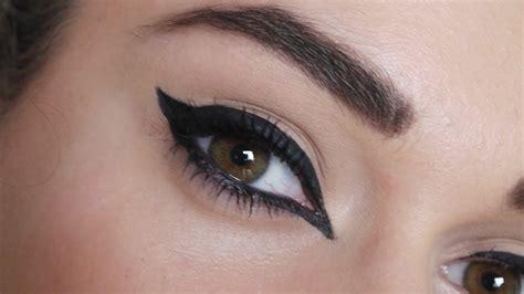 Eyeliner Arab tutorial 3 simple eyeliner styles