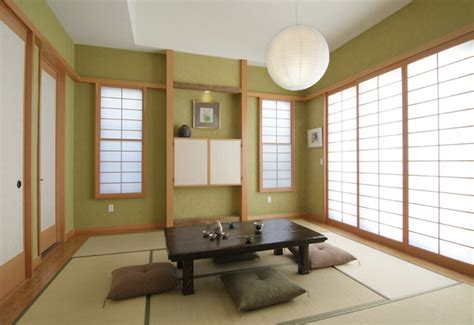 traditional japanese asian living room los angeles