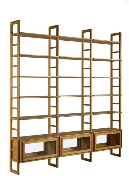 libreria morelato libreria bifacciale in legno scala zero libreria